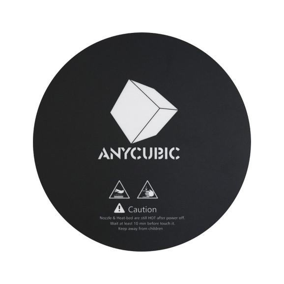 Base Adesiva Reposição Bed Sticker Tape 240mm Para Impressora 3D Anycubic Kossel Delta