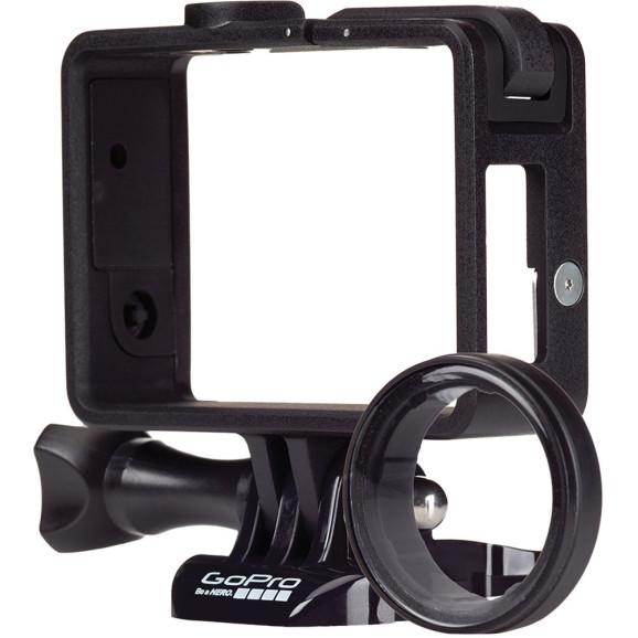 Armação de Montagem Compacta The Frame GoPro Hero 4 Black Hero 4 Silver Hero 3+ Hero 3 ANDFR-302