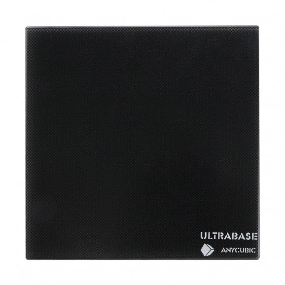 Placa de Vidro Ultrabase para Mesa Aquecida Impressora 3D 31 x 31cm