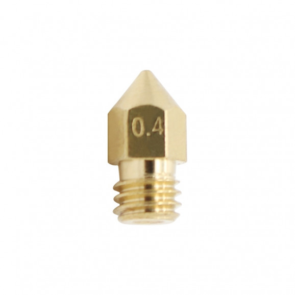 Bico Cabeça de Impressão 4mm Extrusor MK7 MK8 Printer Nozzle Impressora 3D J-Head 1.75mm Abs Pla
