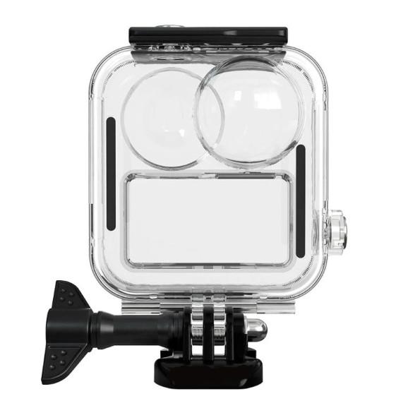 Caixa Estanque para GoPro MAX 360 com Tela Touch