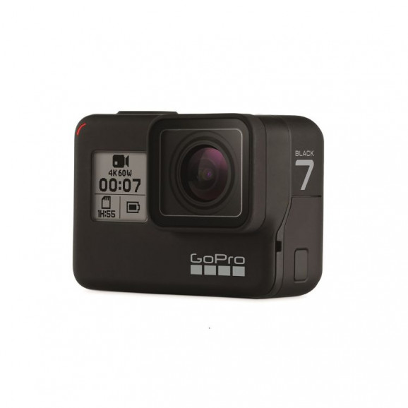 Câmera GoPro Hero 7 Black à Prova D'água 12MP 4K Wifi