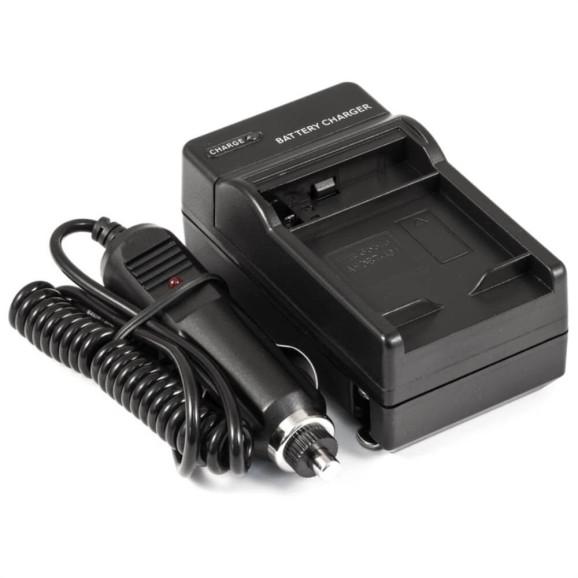 Carregador de Bateria para Tomada e Carro GoPro Hero 4 Black e Silver
