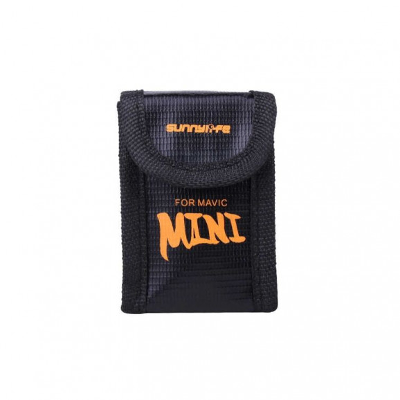 Case Antichamas para Bateria do Drone DJI Mavic Mini - Sunnylife