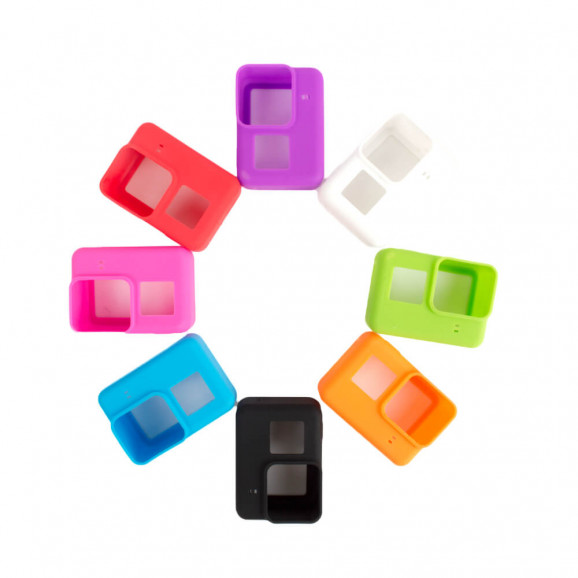 Case-capa-silicone-gopro-hero-5-6-7