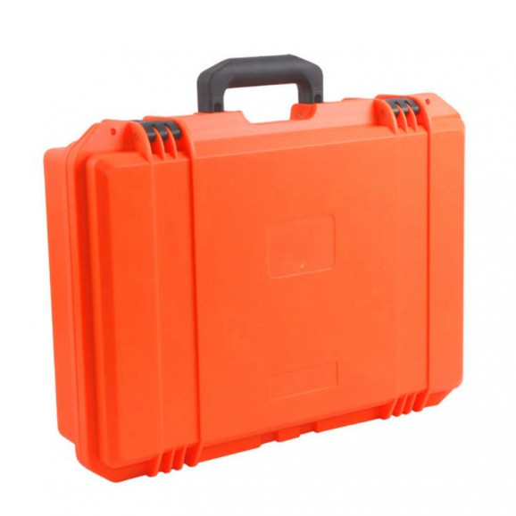 Case Estanque para Drone DJI Mavic Air Fly More Combo - Cor Laranja