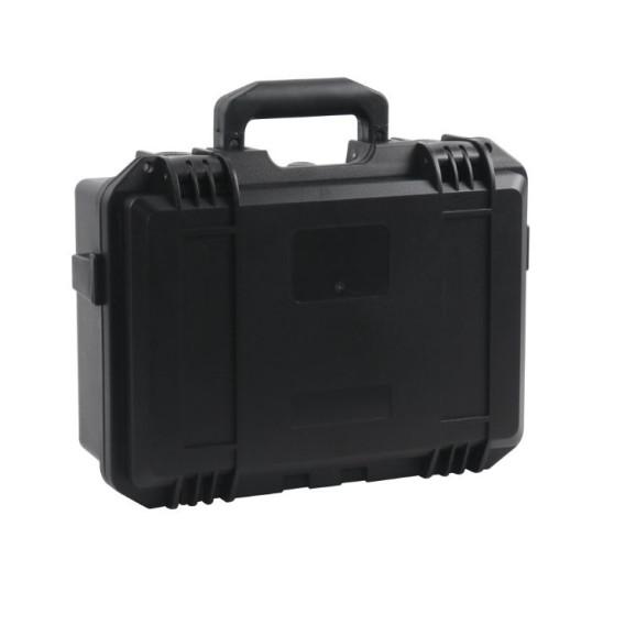 Case Maleta Estanque para Drone DJI Mavic 2 Zoom e Mavic 2 Pro - Cor Preto