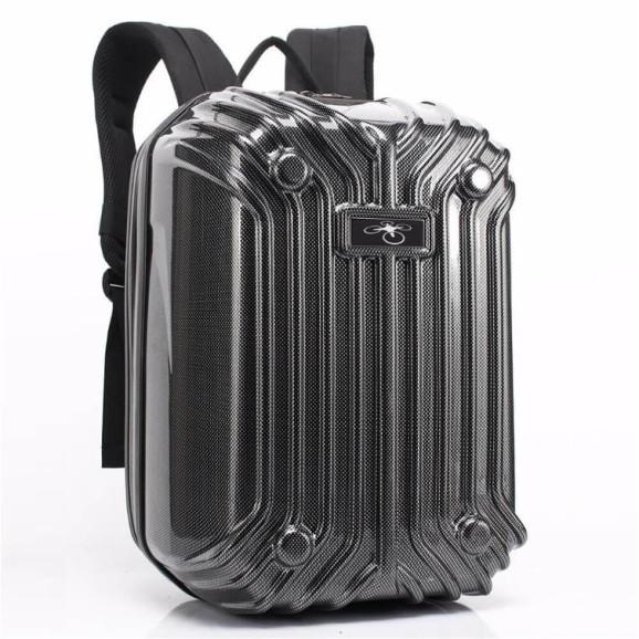 Case Mochila Para DJI Phantom 3 e Phantom 4 Series Estrutura Rígida
