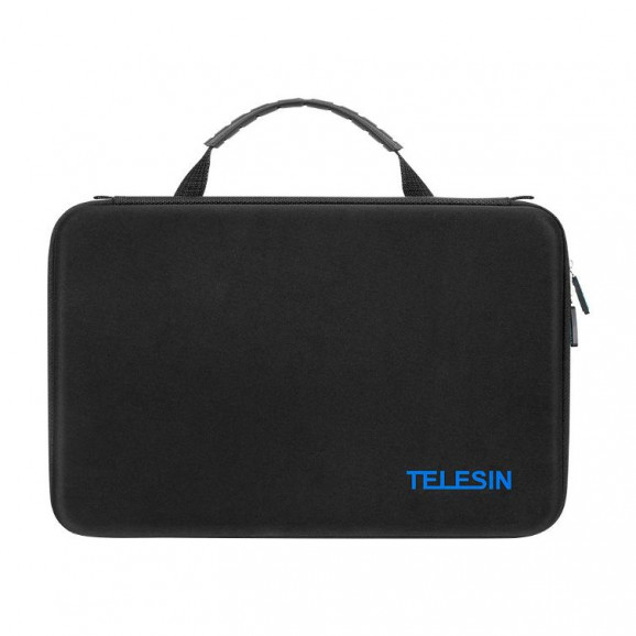 Case de Proteção para Câmera Insta360 One X e Acessórios - Telesin