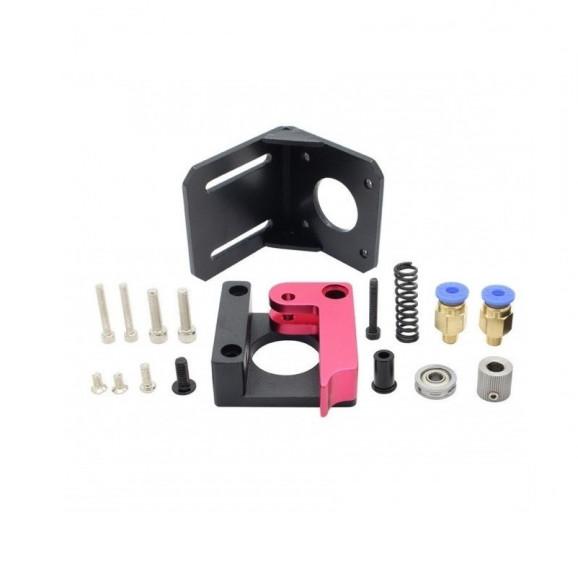 Conjunto Peças Para Extrusora Mk8 All-Metal Mão Direita 1.75mm/3mm Para Impressora 3D