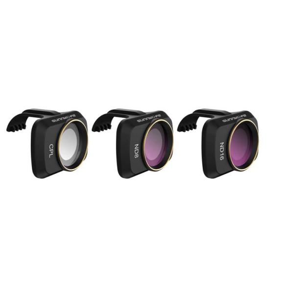 Filtro CPL ND8 e ND16 para Drone DJI Mavic Mini - Sunnylife
