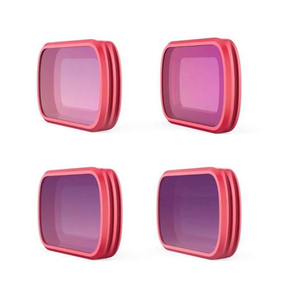 Filtros ND/PL para Osmo Pocket Pgytech ND8/PL ND16/PL ND32/PL ND64/PL