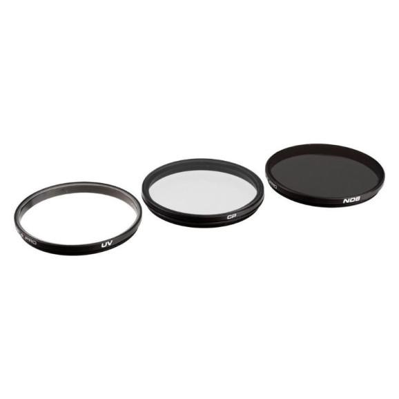 Filtros UV CP ND8 DJI Inspire 2 X7 X5 X5S X5R PolarPro Standard Series