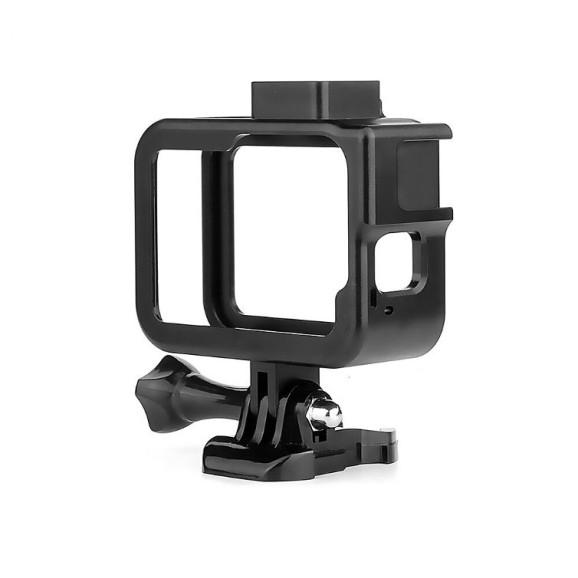 Suporte Frame para GoPro Hero 8 Black com Encaixe para Led e Microfone