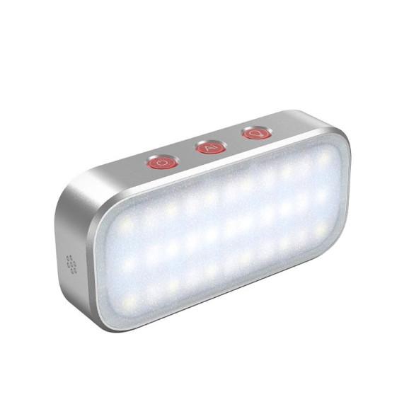 Mini Iluminador de Led Multifuncional com Encaixe 1/4 Polegadas - Apexel