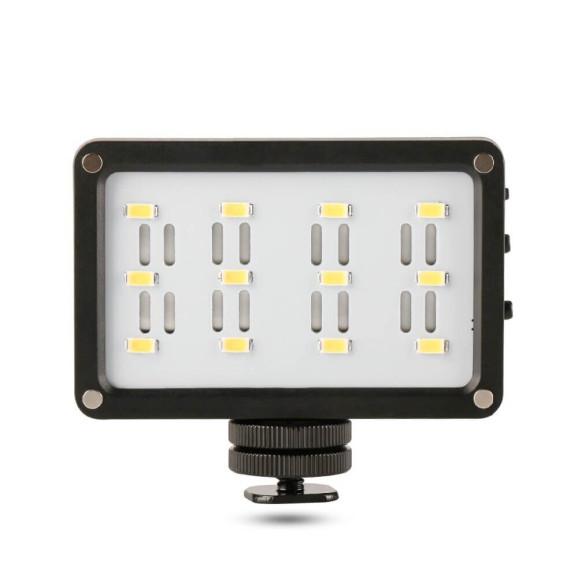 Mini Iluminador de Led para Câmeras / Celulares - Ulanzi Cardlite