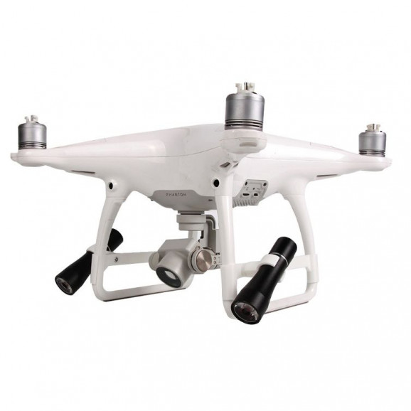Iluminadores de Led para Drone DJI Phantom 4 Pro / 4 Pro V2.0 / Advanced - Sunnylife