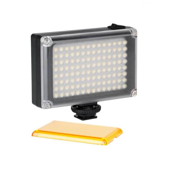 Iluminador de Led Profissional para Câmeras DSLR Ulanzi 112LED