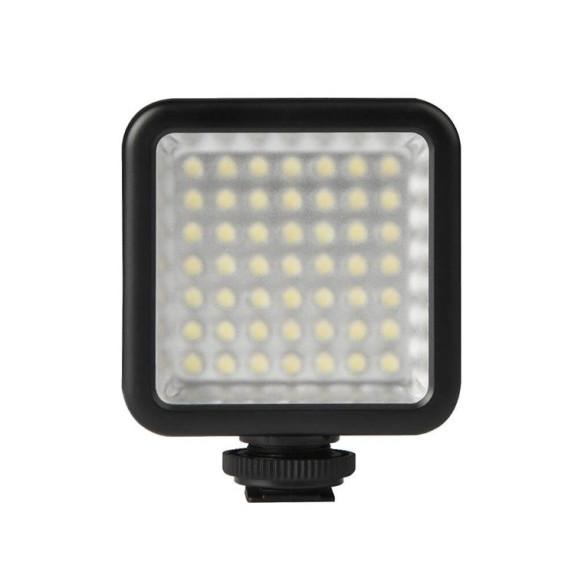 Iluminador Led para Câmeras Profissionais DSLR Ulanzi - W49LED