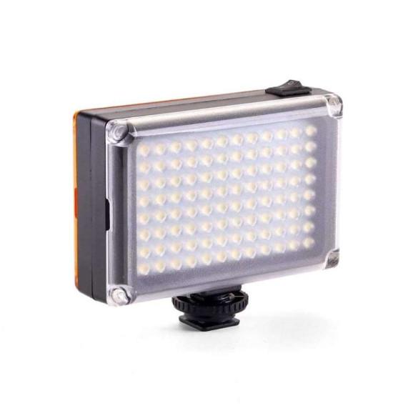 Iluminador Led Profissional para Câmeras DSLR Ulanzi 96LED