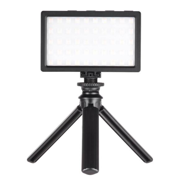 Iluminador de Led RGB para Câmeras DSLR / Celular - Liyadi