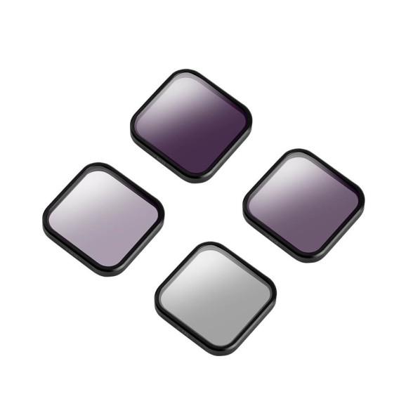 Kit de Filtros ND e CPL para Insta360 One R 4K - Telesin
