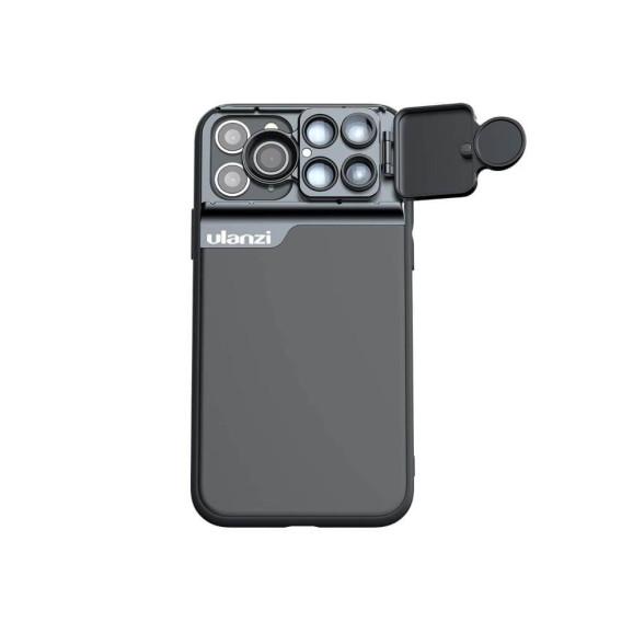 Kit de Lentes + Case para iPhone 11 Pro - Ulanzi U-Lens
