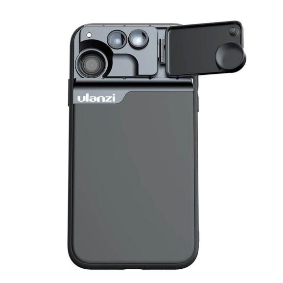 Kit de Lentes + Case para iPhone 11 - Ulanzi U-Lens