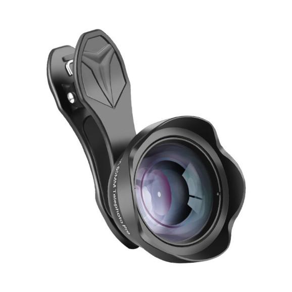 Lente Teleobjetiva / Telefoto 65mm para Celular Apexel