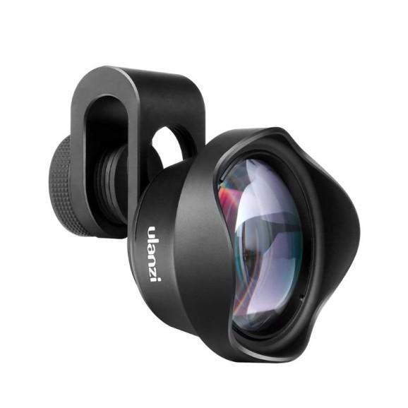 Lente Teleobjetiva / Telefoto 65mm para Celular - Ulanzi