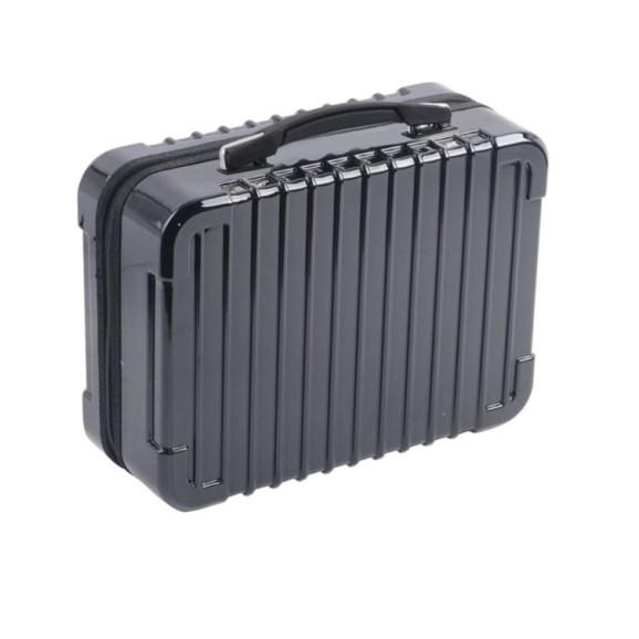 Maleta de Proteção para Drone DJI Mavic 2 Pro e Mavic 2 Zoom - Cor Preto