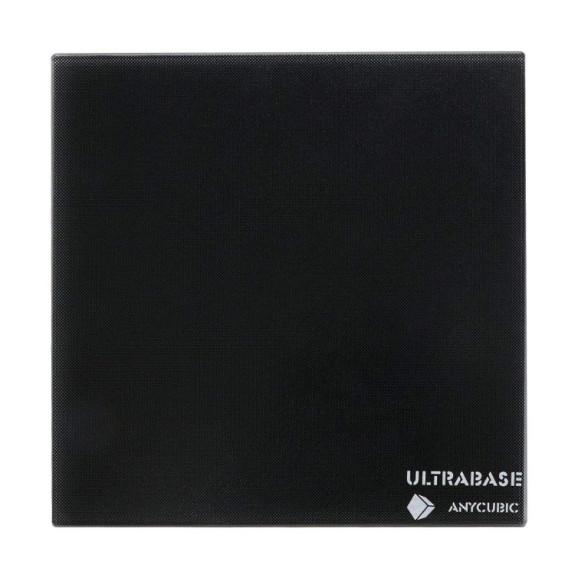Mesa Aquecida de Impressão Ultrabase para Impressora 3D Anycubic 20x20cm