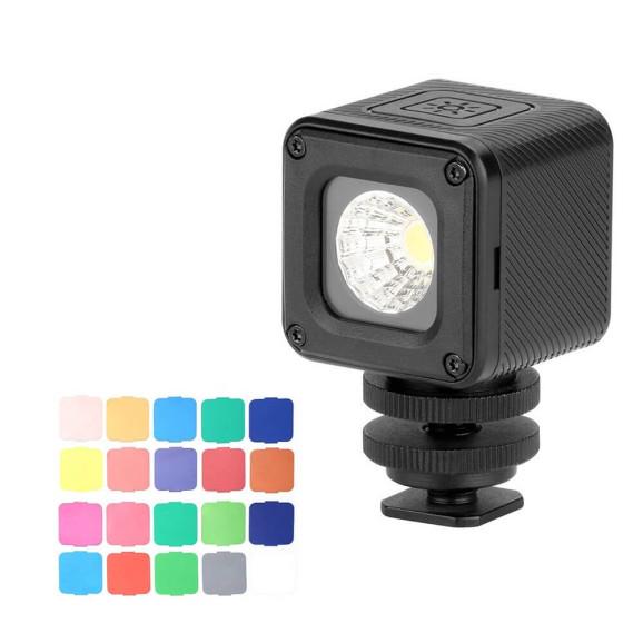 Mini Iluminador de Led para Câmeras DSLR Ulanzi L1PRO