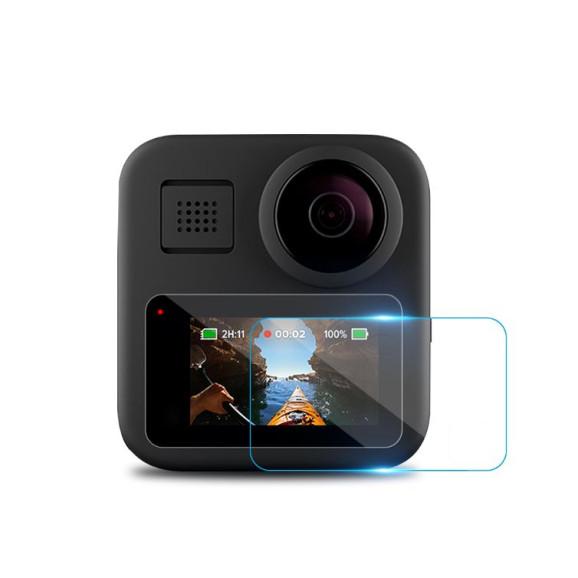 Película para Tela LCD GoPro MAX 360 - Telesin Vidro Temperado