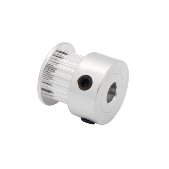 Polia GT2 Timing Pulley 20 Dentes Para Correias 6mm de Impressora 3D
