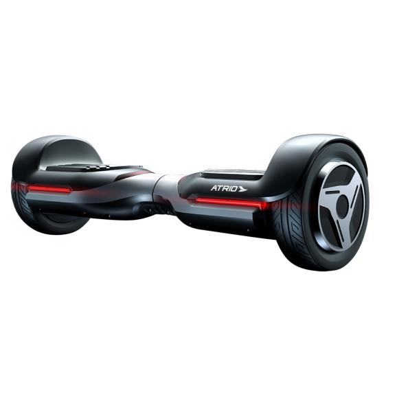 Skate Elétrico Hoverboard Rodas Até 6,5 Polegadas Atrio ES176
