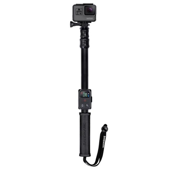 Bastão Extensor para GoPro e Câmeras Similares Sandmarc