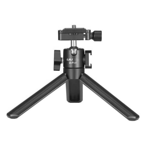 Tripé em Alumínio para Câmeras DSLR / Celulares / GoPro - Ulanzi U-Pod