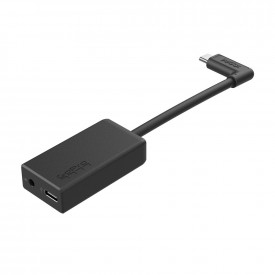 Adaptador Microfone GoPro Profissional 3,5mm - GoPro AAMIC-001