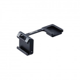Adaptador Duplo Encaixe Tipo Sapata para Câmeras Sony A6 Series - Ulanzi