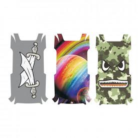 Conjunto 3 Adesivos Decorativos para DJI Tello Sunnylife