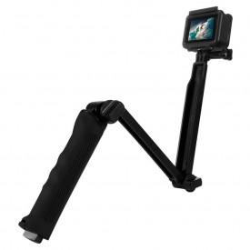 Bastão 3 Way GoPro / Osmo Action / Câmeras Similares