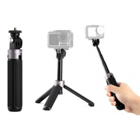 Mini Bastão e Tripé para Osmo Action / GoPro / Câmeras DSLR Pgytech