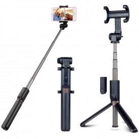 Bastão de Selfie para Celular com Controle Disparador de Fotos Apexel