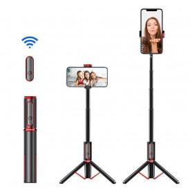 Bastão de Selfie e Tripé para Celular com Controle Disparador - Ulanzi