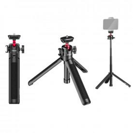 Bastão e Tripé para Câmeras DSLR / GoPro / Celular - Ulanzi