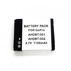 Bateria Recarregável Para Câmeras GoPro Hero 1 e Hero 2