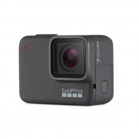 Câmera GoPro Hero 7 Silver à Prova D'água 10MP 4K Wifi