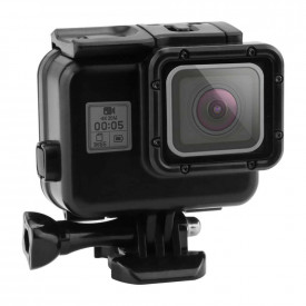 Caixa Estanque Blackout GoPro Hero 5 6 7 Black Hero (2018) Shoot 30m