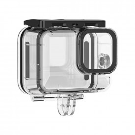 Caixa Estanque para GoPro Hero 9 Black - Telesin 45m